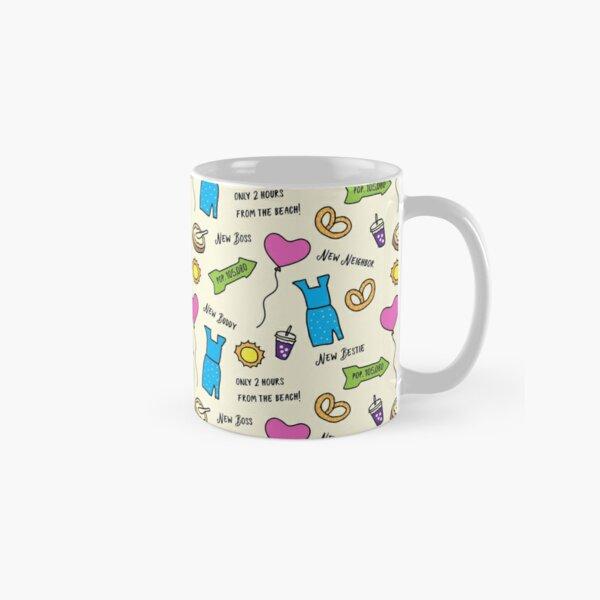 West Covina design inspired by Crazy Ex-Girlfriend Classic Mug