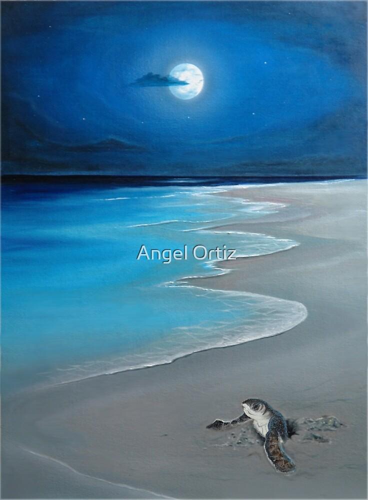 First born by Angel Ortiz