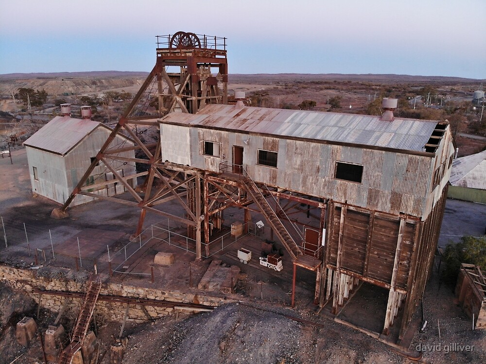 Junction Mine by david gilliver