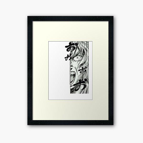 """Vinland Saga - Thorfinn """"Karlsefni"""" Framed Art Print"""
