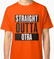 Straight Otta Otra (One Direction) Classic T-Shirt