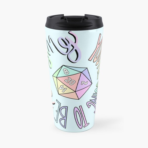 You're Going to be Amazing Travel Mug