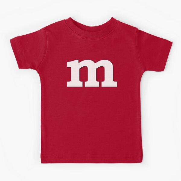 M&M Costume Shirt Kids T-Shirt