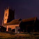 Shawbury church by Andy Cork
