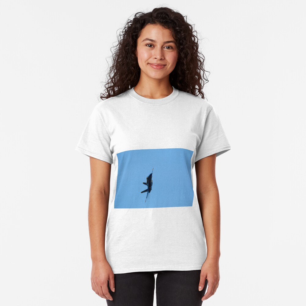 Angel in a Tight Turn Classic T-Shirt