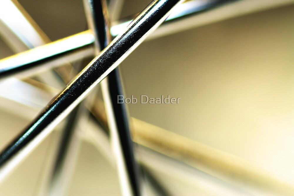 Another whisk V (yellow) by Bob Daalder