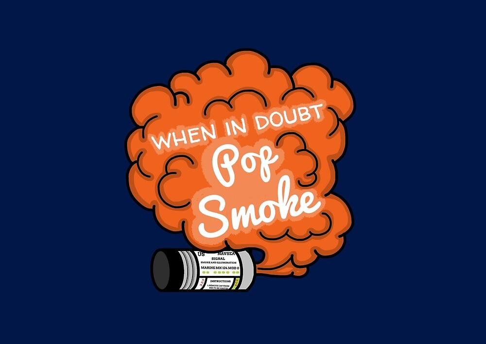 Pyro Series - MK124 Pop Smoke by AlwaysReadyCltv