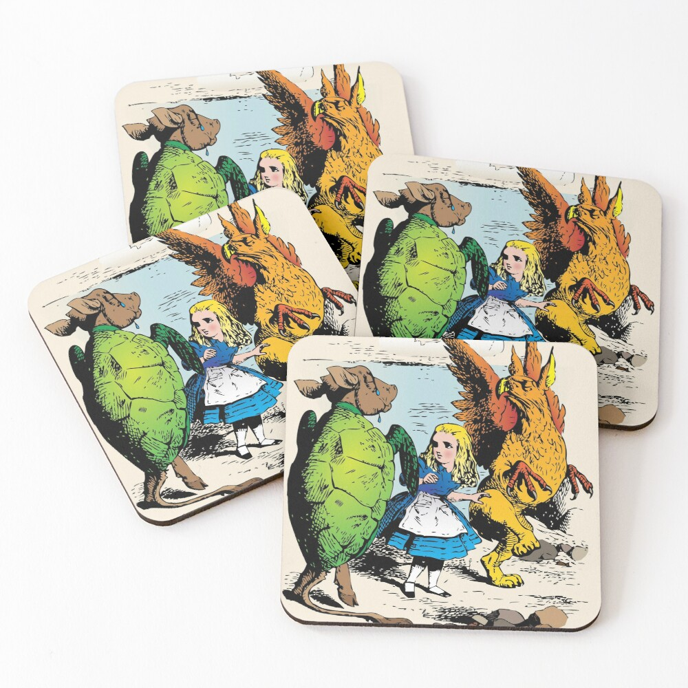 Alice in Wonderland - Lobster Quadrille ...
