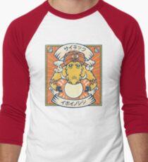 Psychic Warthog Baseball ¾ Sleeve T-Shirt