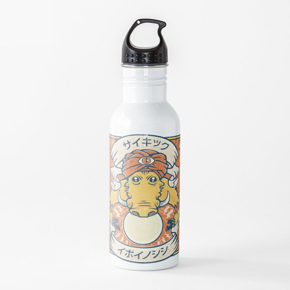 Psychic Warthog Water Bottle