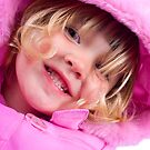 Pink coat by Andy Cork