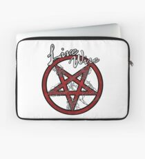 Motley Live Wire Laptop Sleeve