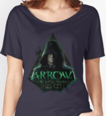 Arrow, You have failed this city Women's Relaxed Fit T-Shirt