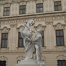 A Statue at the Belvedere. by Lee d'Entremont