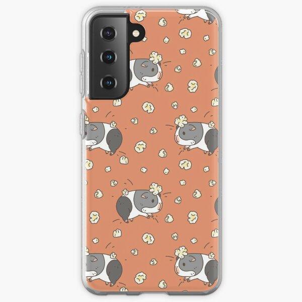 Guinea pig pattern, popcorning  Samsung Galaxy Soft Case