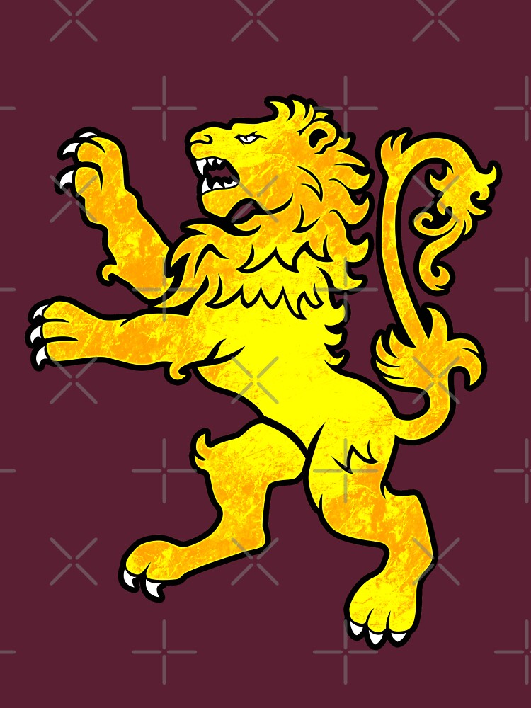 Lion Rampant by digital-phx