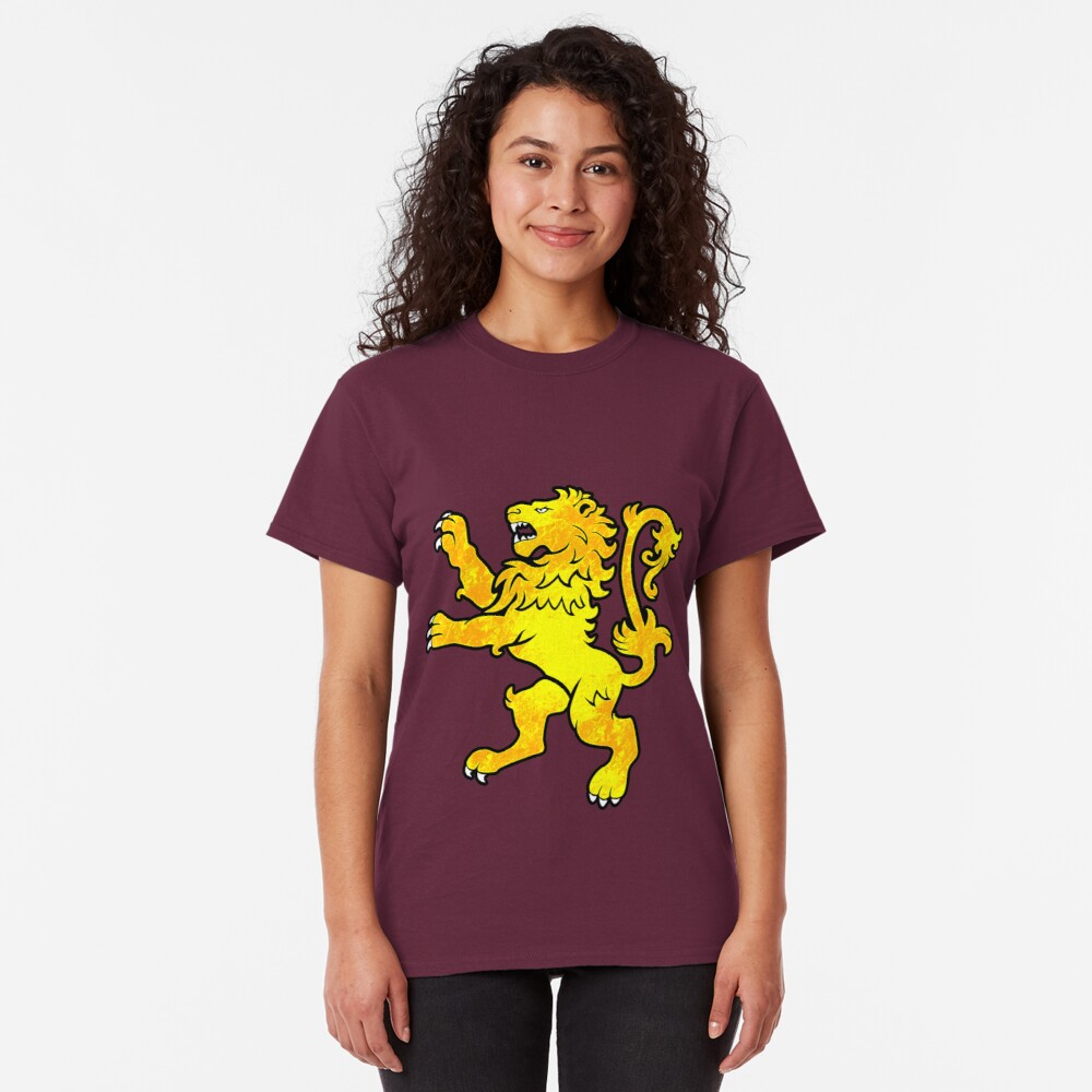 Lion Rampant Classic T-Shirt