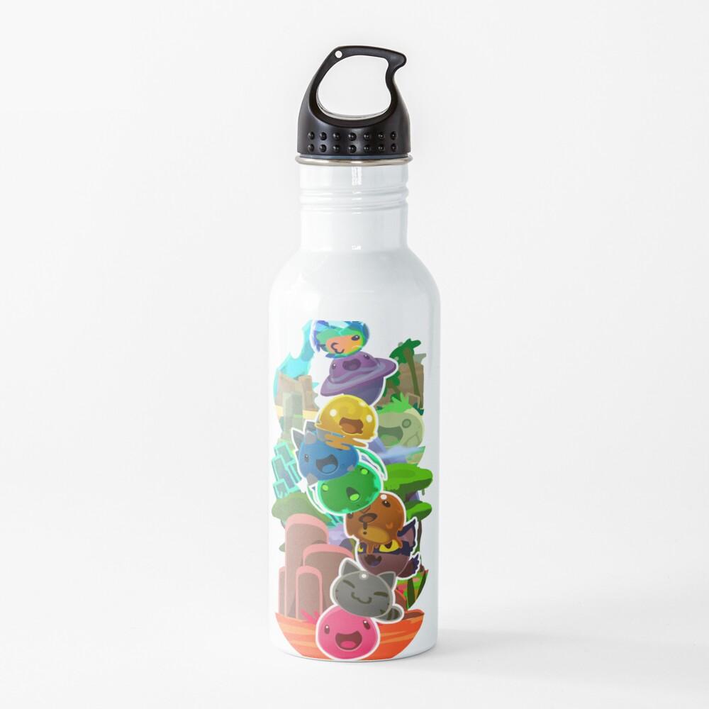 slime tower  Water Bottle