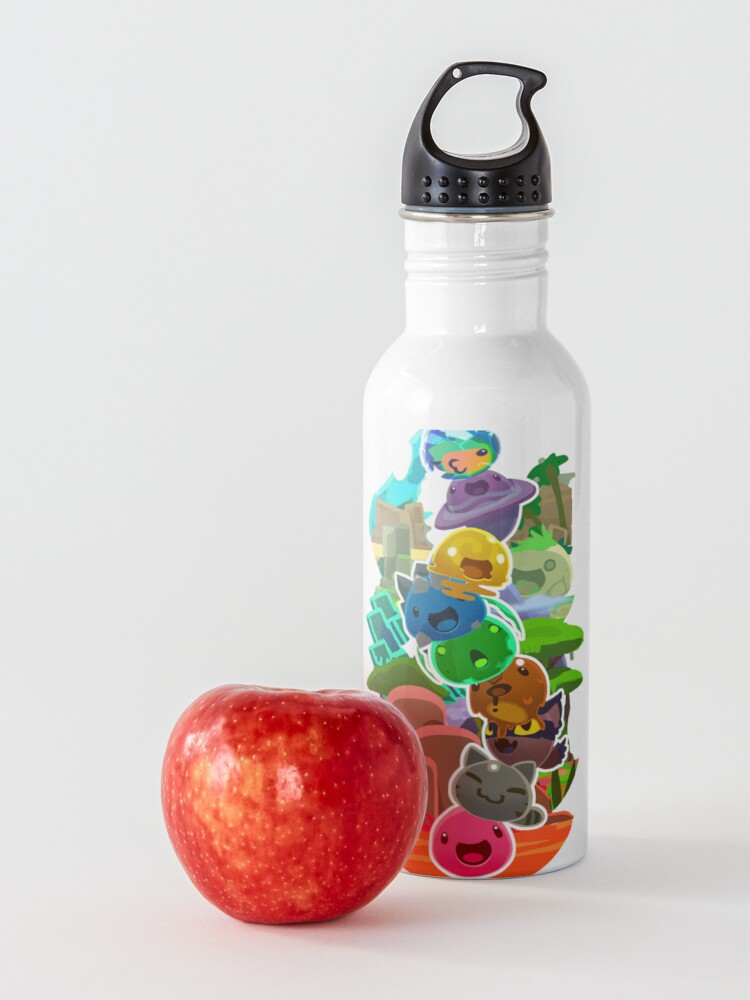 Alternate view of slime tower  Water Bottle
