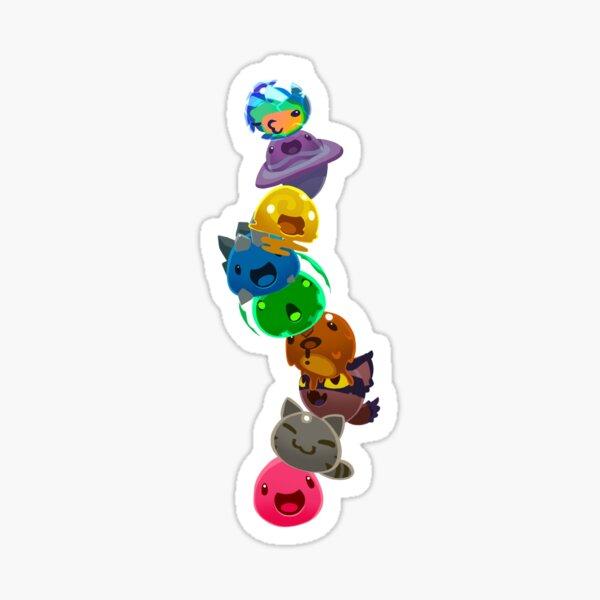 slime tower  Sticker