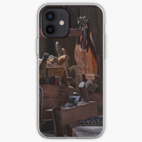 Old Boy's Tool Box iPhone Soft Case