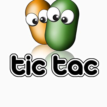 tic tac by mosesbrown