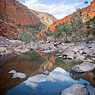 Ormiston Gorge by Steven Pearce