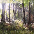 At the Border of Light by Heidi Schwandt Garner