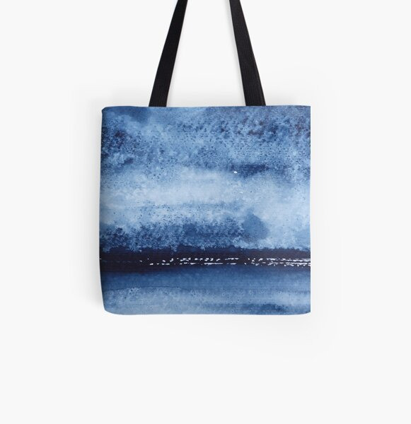 Storm Approaching All Over Print Tote Bag