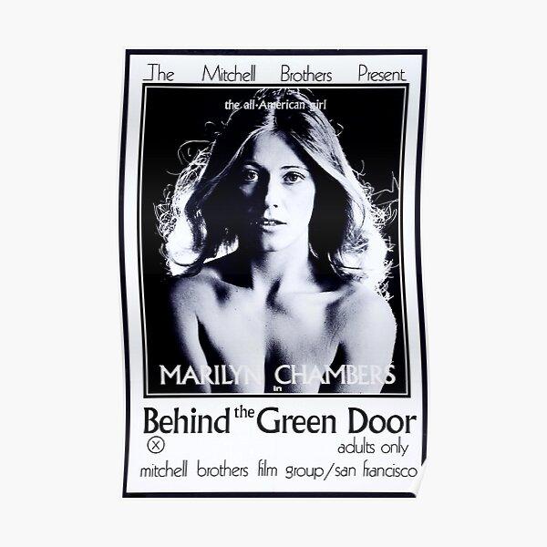 Behind the Green Door Poster