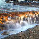 Rock Falls by donnnnnny