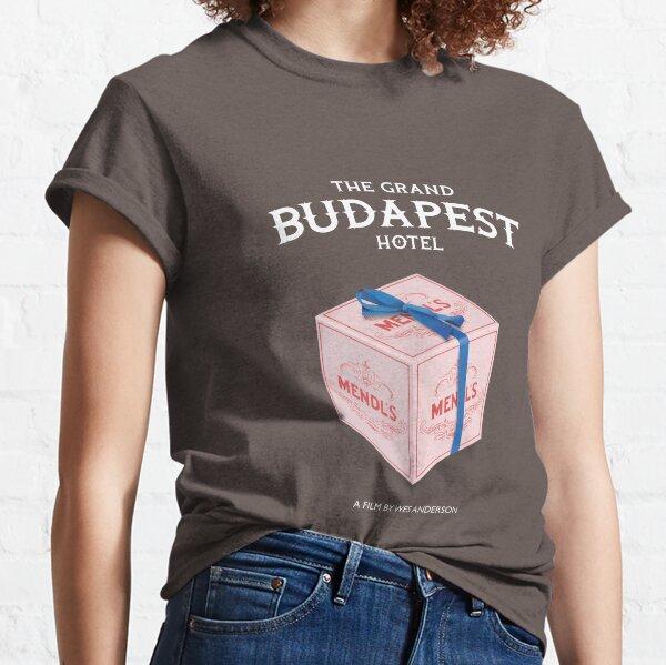 The Grand Budapest Hotel - Alternative Movie Poster Classic T-Shirt