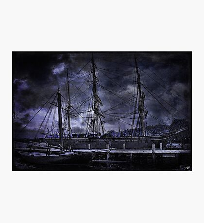 Safe Harbor Photographic Print