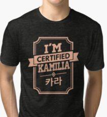Certified KARA Kamilia Tri-blend T-Shirt