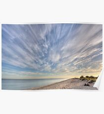 Busselton Beach, Western Australia Poster
