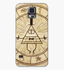 Gravity Falls, Bill Cipher Case/Skin for Samsung Galaxy