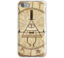 Gravity Falls, Bill Cipher iPhone Case/Skin