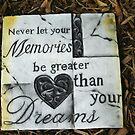 Memories by Alexandra Wise-Brogna