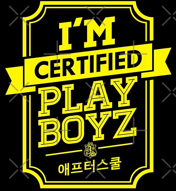 Certified After School PLAYBOYZ by skeletonvenus
