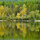Autumn Reflections by Kellym35ca