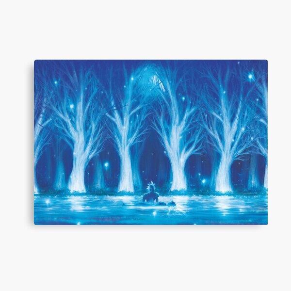 Life Stream  Canvas Print