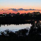 Regina Skyline from Douglas Park Hill by madeinsask