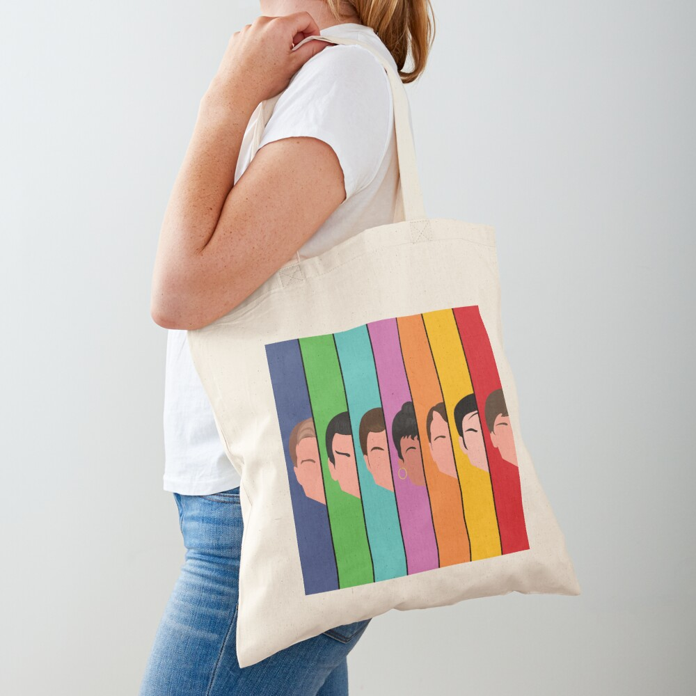 Enterprise Crew Tote Bag