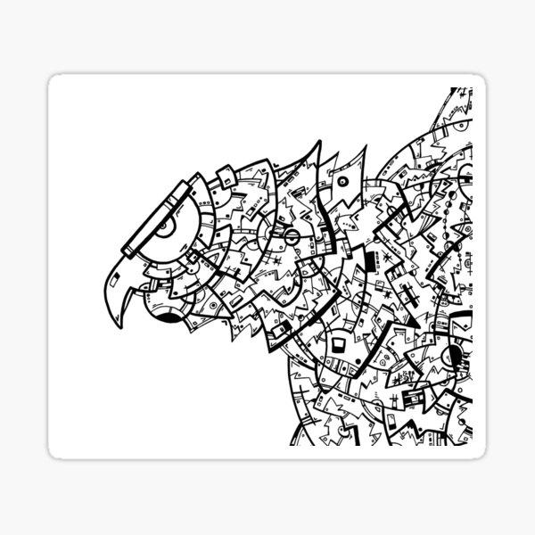 Aigle Sticker