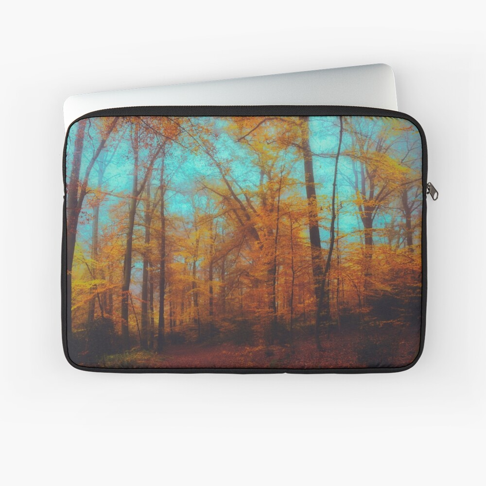 Colours Of Fall Laptop Sleeve