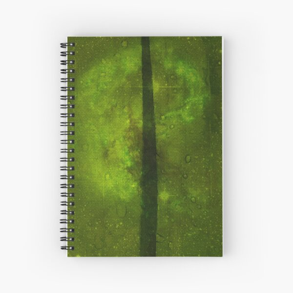 The Forest Spirit Spiral Notebook