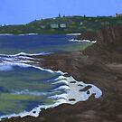 Towards Tamarama by RoseLangford