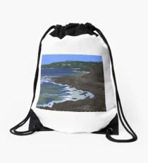 Towards Tamarama Drawstring Bag