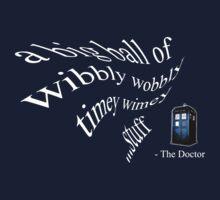 wibbly wobbly timey wimey...stuff