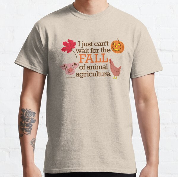 I just can't wait for the fall... Classic T-Shirt
